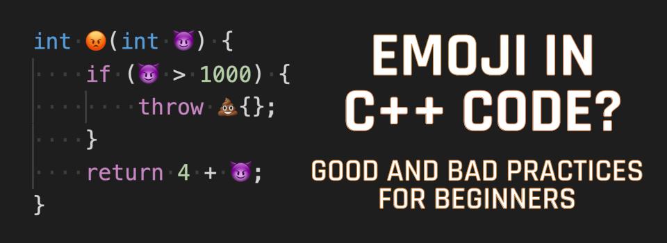 emoji w kodzie porady